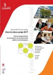 Plaquette Prépa ECT