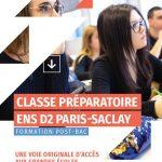 Plaquette prépa ENS Paris-Saclay D2